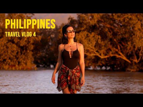 ILHA BADIAN (ilha Privada) | FILIPINAS Travel Vlog 4
