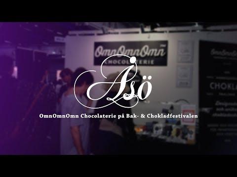 Ett kort möte med Eva på OmnOmnOmn Chocolaterie