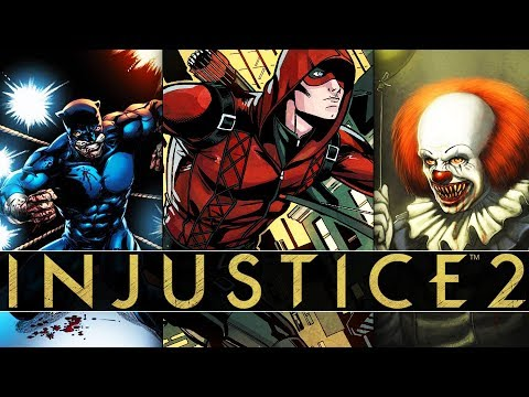 More Guest Characters? + Wildcat, Red Arrow, Premier Skins (Injustice 2 #qna)