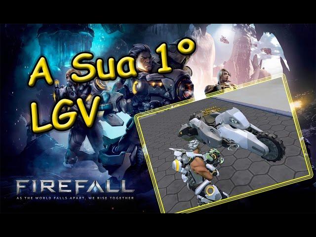 Firefall, LGV, Cobra P-1