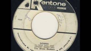 The Blues Busters - Donna