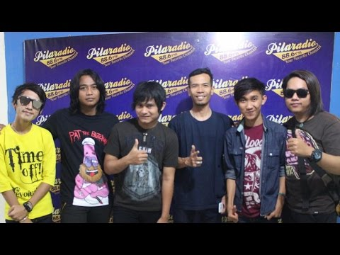 D'wapinz Band - Live Interview Pilarradio (Cirebon)