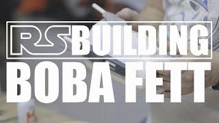 Building Boba Fett - Right Gauntlet Part 2