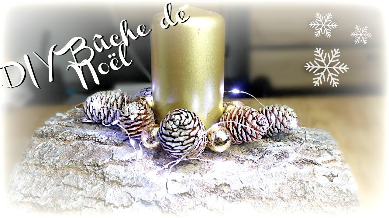 D I Y De Noel 7 Un Centre De Table Pour Le Reveillon Youtube