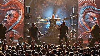 (Studio Sound) Meshuggah The Violent Sleep Of Reason live 2016