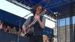 """Hozier """"To Be Alone"""" Live at Newport Folk Festival, July 28, 2019"""