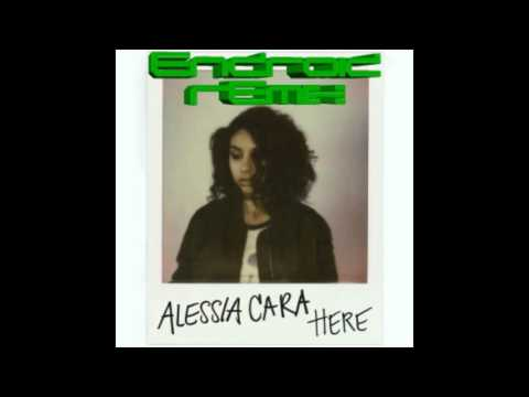 Alessia Cara - Here (Endroid Remix) [DnB]
