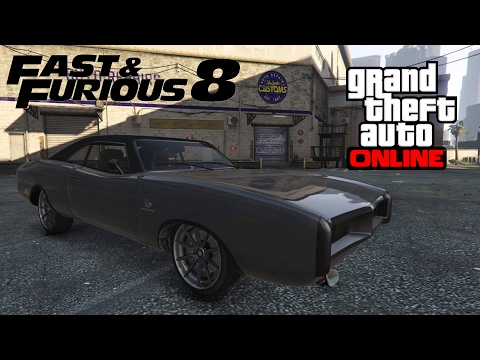Gta Fast Furious Dom S Dodge Charger Imponte Duke Car
