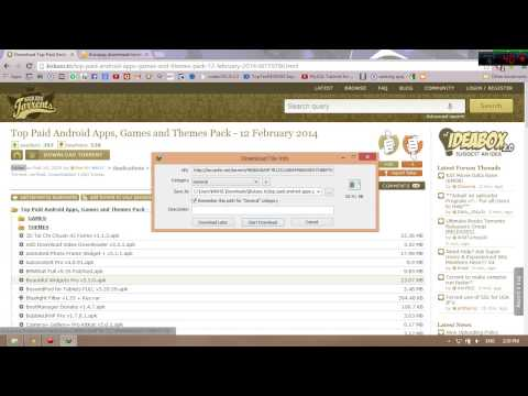how to download big torrent file using internet download manager (IDM) 100% working