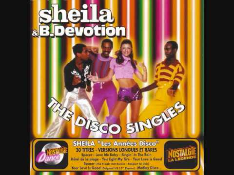 Sheila B Devotion    Spacer  Freak Out Remix  Respect To Chic