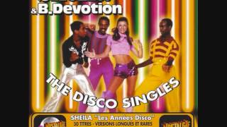 Sheila B. Devotion  -  Spacer ( Freak Out Remix - Respect To Chic )