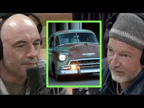 "Why Jonathan Ward Started Building ""Derelict"" Cars | Joe Rogan"