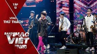 Tóc Ngắn - Yellow Star Big Band // Tập 12 vòng Thử Thách | Th