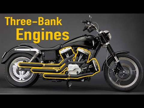 Here Are A Few 3-Bank Engines Known To Exist