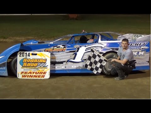 Roaring Knob 9-20-14 Rush Crate LM Feature