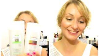 видео Базовый уход за лицом с израильской косметикой Christina