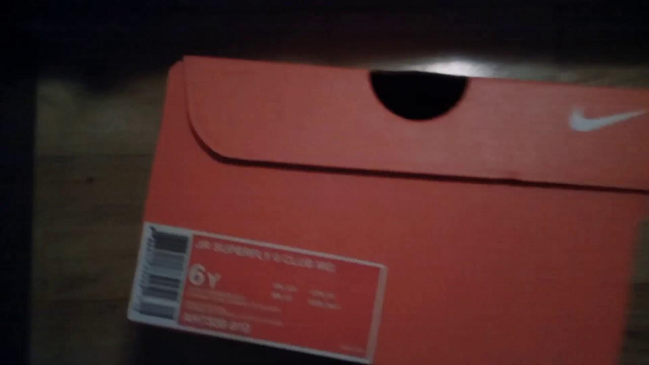 3dd09ee007ff Nuevas botas de fútbol Nike Mercuryal Jr superfly 6 club mg ⚽ se viene  especial 5 subs