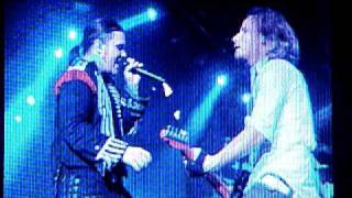 """Shinedown """"45"""" Carnival of Madness, Merriweather, Columbia MD 7/28/10 live concert"""
