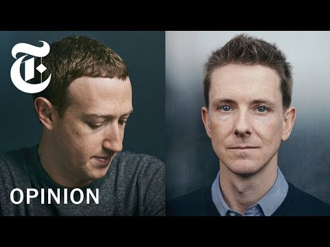 Facebook Is &39;Too Big&39; Facebook Co-Founder Chris Hughes Tells Us Why  NYT Opinion