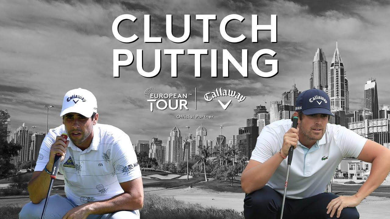 Clutch Putts | Callaway Tour Tips | Callaway Tour Tips