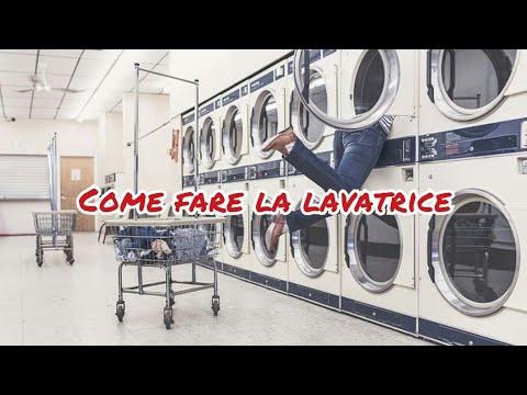 Fare la lavatrice: istruzioni base per principianti