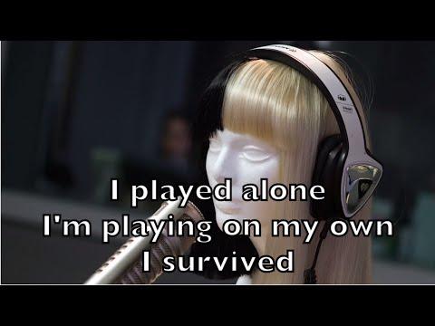 Sia - Alive Karaoke Acoustic Guitar Instrumental Cover Backing Track + Lyrics