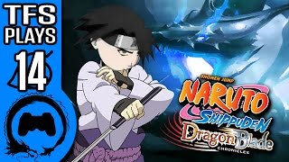 NARUTO DRAGON BLADE CHRONICLES Part 14 - TFS Plays - TFS Gaming