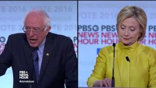 Sanders calls out Clinton on taking advice from Henry Kissinger