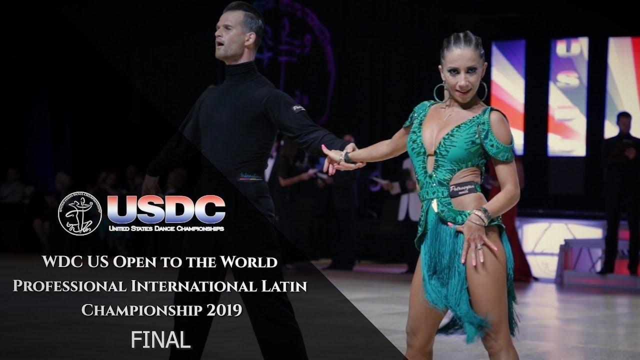 International Latin American Dance Champions