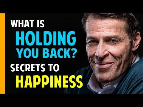 Tony Robbins: SECRET TO HAPPINESS (Tony Robbins 2017 Motivational Speech)