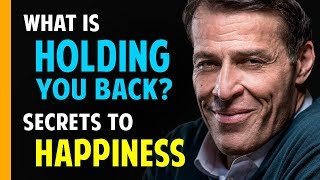 Tony Robbins: SECRET TO HAPPINESS (Tony Robbins 2017 Motivational Speech)