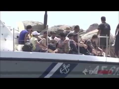 Zu Flüchtlingen und Ängste der Deutschen Ihre Angela Merkel