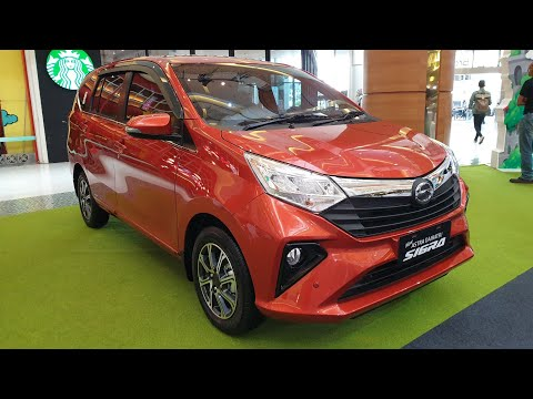 Astra Daihatsu Sigra Facelift 1.2 R M/T Deluxe 2019 [B400] In Depth Review Indonesia