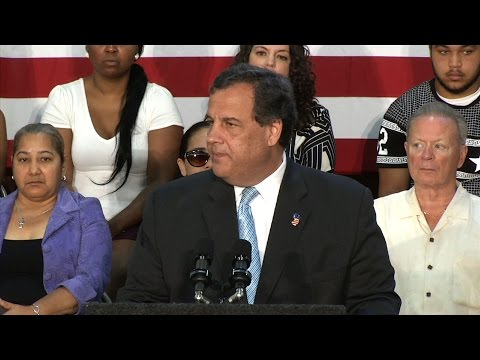 In Camden, Christie Pushes Criminal Justice Reforms