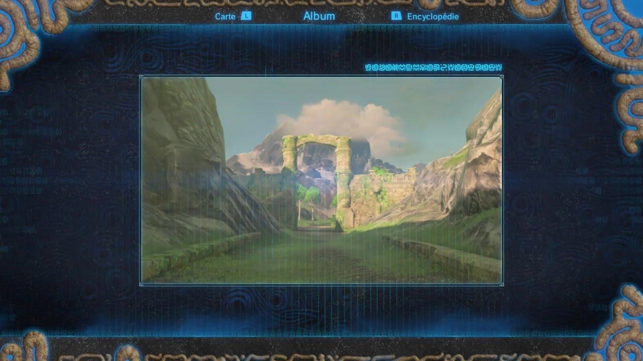Zelda Breath Of The Wild Souvenir N 6 Youtube