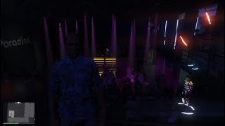 Grand Theft Auto V - #104 Nuevo DJ En Mi Club The Black Madonna!!!