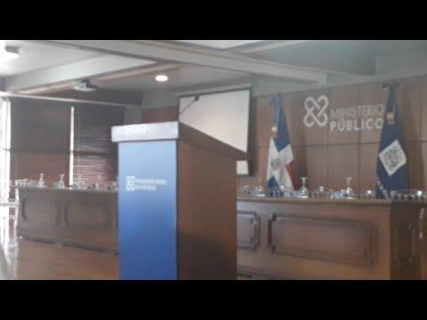 Rueda de prensa PGR caso David Ortiz