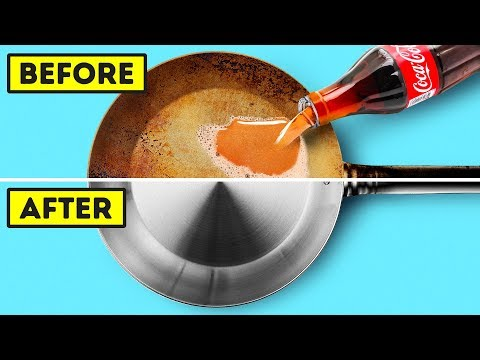 19 MAGIC CLEANING HACKS TO SAVE YOUR TIME