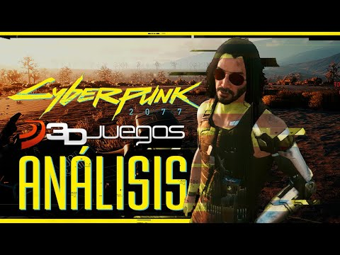 ANÁLISIS de CYBERPUNK 2077: VIDEOREVIEW del GRAN RPG futurista de los autores de THE WITCHER