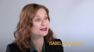 Isabelle Huppert - The Actor's Side with Pete Hammond