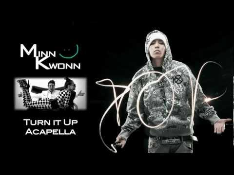 T.O.P 'Turn It Up' Acapella _AUDIO