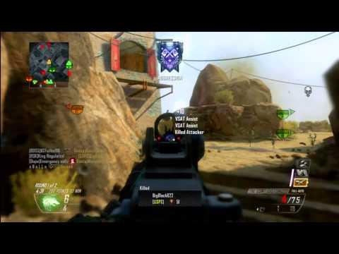 Black Ops 2 : Worlds Fastest Swarm 29 seconds