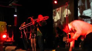 Winston Francis & The Dubcats - Boss Sounds 2011