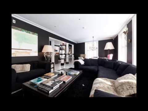 Living Room Colors With Oak Trim living room paint colors with oak trim - youtube