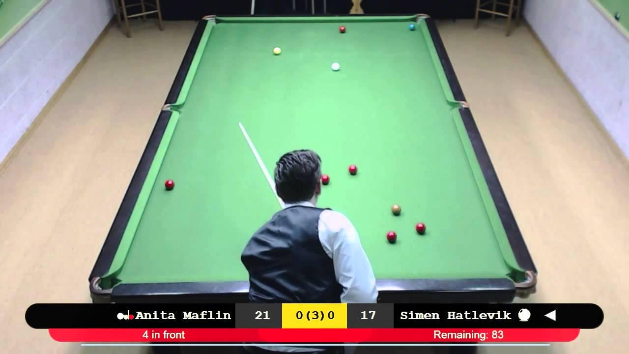 Livestream Snooker