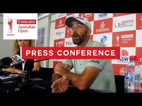 Geoff Ogilvy Press Conference - 2017 Emirates Australian Open