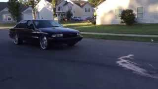 LS3 Impala SS 24s Supercharger Whine