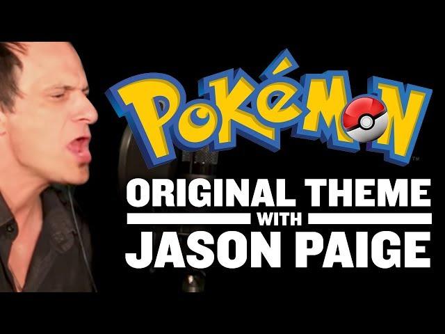 Original Pokemon Theme Singer Ja