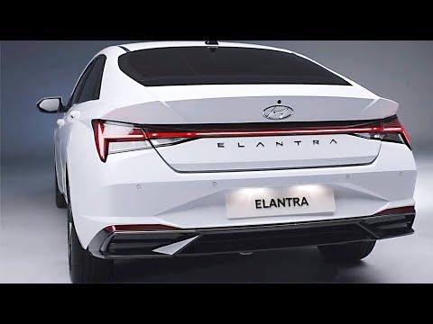 2021 Hyundai Elantra | Detailed Review | Technologies, Specs, Design