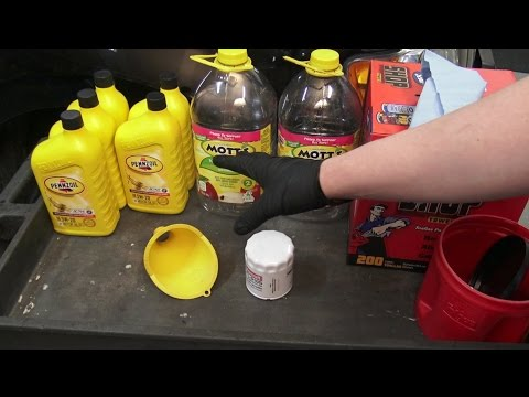 Ford Escape & Fusion 6F35 Transmission Fluid Change